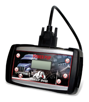 Bully Dog Big Rig Power Pup® ECM Tuner for Detroit Diesel® engines
